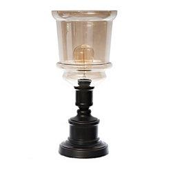 Amber Luster Edison Bulb Uplight