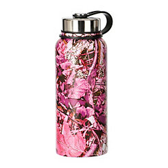 Pink Camo Canteen Bottle