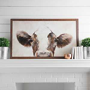 Chocolate Milk Framed Art Print