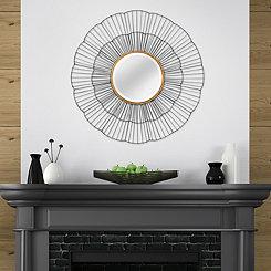 Shavon Decorative Wall Mirror