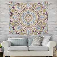 Kaleidoscope Wall Tapestry