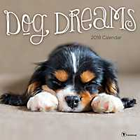 Dog Dreams 2018 Wall Calendar