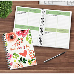 Lovely Day 2018 Planner