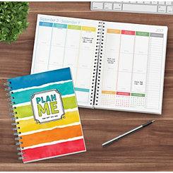 Plan Me 2018 Planner