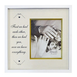 First We Had Each Other Baby Picture Frame, 8x10