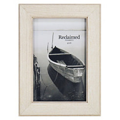 White Wooden Picture Frame, 4x6