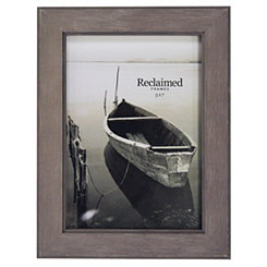 Graywashed Wood Picture Frame, 5x7