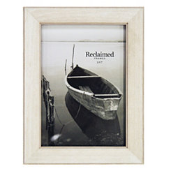 White Wooden Picture Frame, 5x7