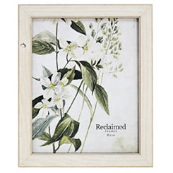 White Wooden Picture Frame, 8x10