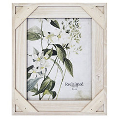 White Windowpane Picture Frame, 8x10