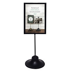 Black Picture Frame Stand, 4x6