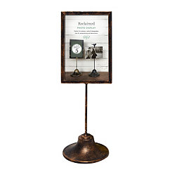 Bronze Picture Frame Stand, 4x6