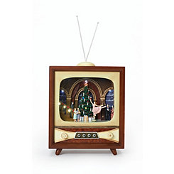 Nutcracker Ballet Musical LED Television