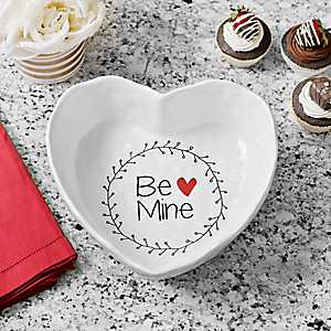 Be Mine Heart Candy Dish