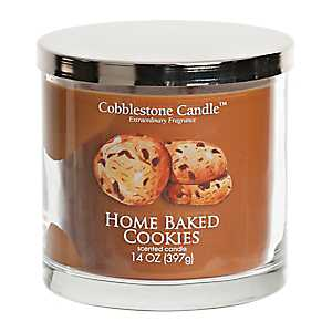 Home Baked Cookies Jar Candle