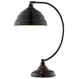 Bronze Swivel Table Lamp