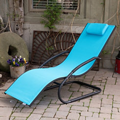 Sky Blue Wave Rocker