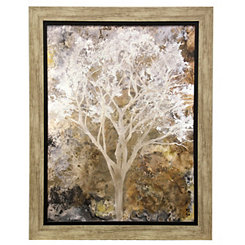 Impressionist Tree Framed Art Print