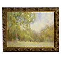 Traditional Landscape Framed Art Print
