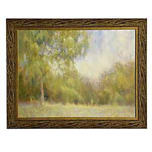 Traditional Landscape Framed Art Print