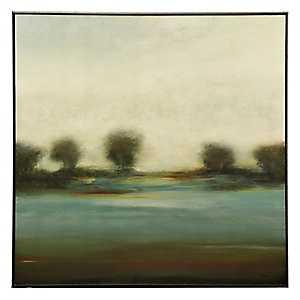 Distant Horizon Framed Art Print