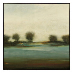Distant Horizon Framed Art Print