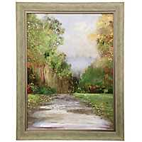 Peaceful Landscape Framed Art Print