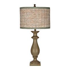 Avignon Green Coastal Table Lamp
