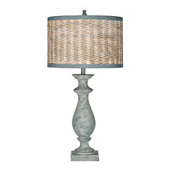 Bloomington Blue Coastal Table Lamp