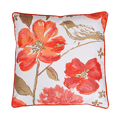 Alisha Gold Camillia Pillow
