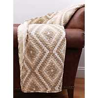 Melina Neutral Quilted Blanket