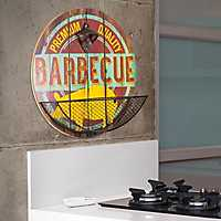 Quality Barbecue Bottle Opener Plaque