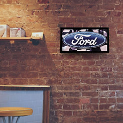 Flashing Ford LED Marquee Plaque