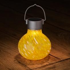 Yellow Solar Tea Lantern