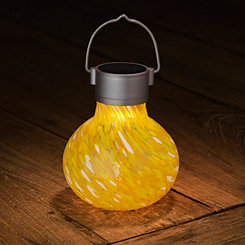 Yellow Solar Tea Lantern