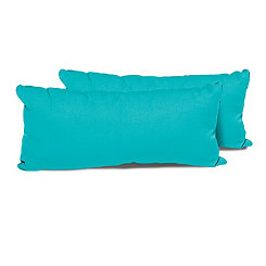 Aruba Outdoor Accent Pillows, Set of 2