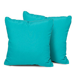 Aruba Outdoor Pillows, Set of 2