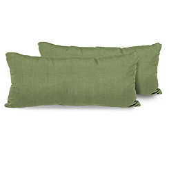 Cilantro Outdoor Accent Pillows, Set of 2