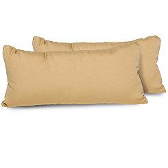 Sesame Outdoor Accent Pillows, Set of 2