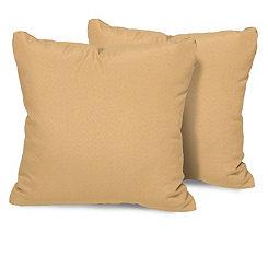Sesame Outdoor Pillows, Set of 2