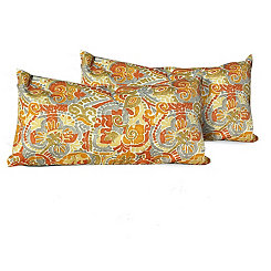 Marigold Outdoor Accent Pillows, Set of 2