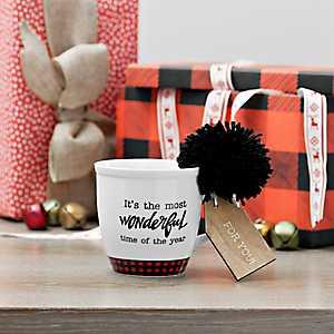 Most Wonderful Time Ceramic Mug