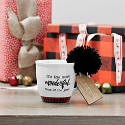 Most Wonderful Time Ceramic Mug