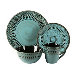 Delilah 16-pc. Dinnerware Set