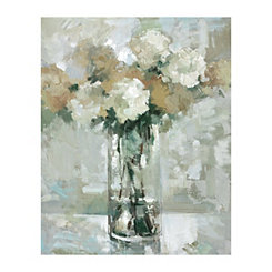 Light Fresh Cuts Canvas Art Print