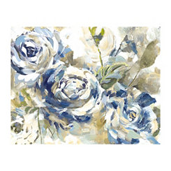 Gwendolyn's Garden Canvas Art Print