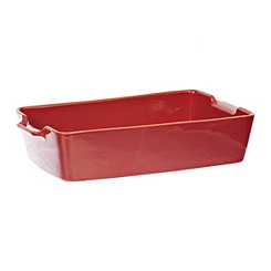 Terra Cotta Rectangular Baking Dish