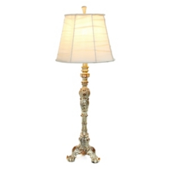 Antique Style Buffet Lamp