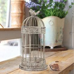 Rustic Metal Birdcage