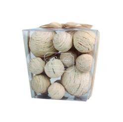 Natural Straw Ball Decorative Fill